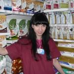 Саломатина Анна Олеговна продавeц-консультант