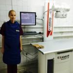 В нашей клинике появился цифровой рентгеновский аппарат EXAMION  MAXIVET   DR !!!