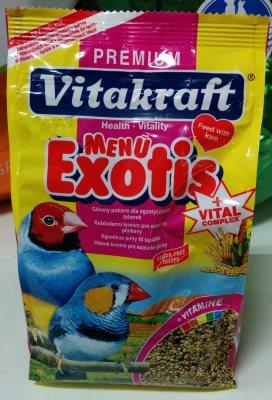 зерновая смесь Exotis  из серии Vitakraft