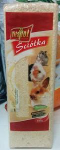 Опилки для кроликов
