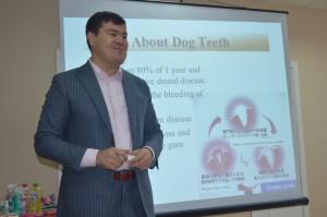 Презентация товаров для животных Japan Premium Pet